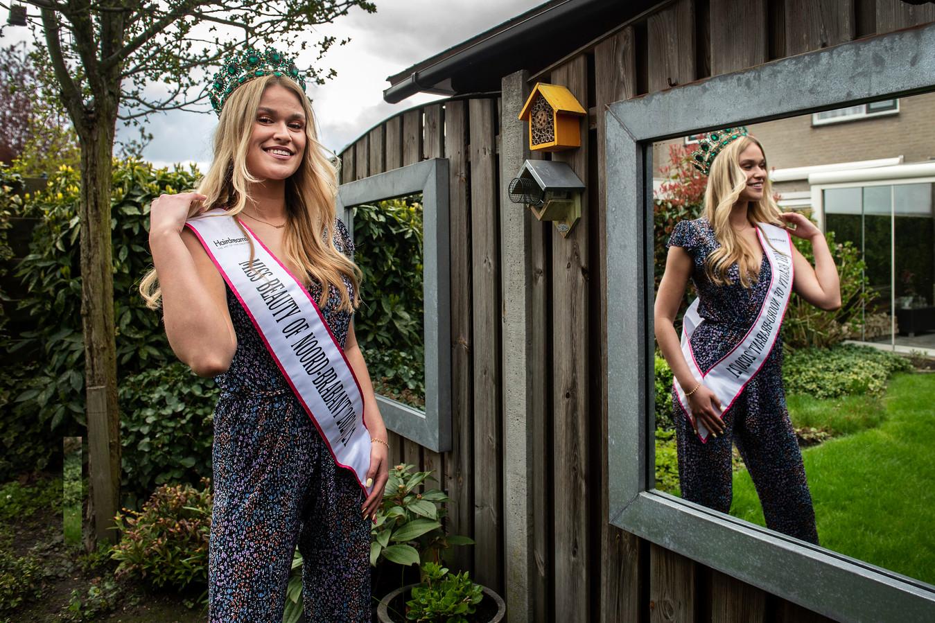 Kim Soesbergen is de nieuwe Miss Beauty van deze provincie.