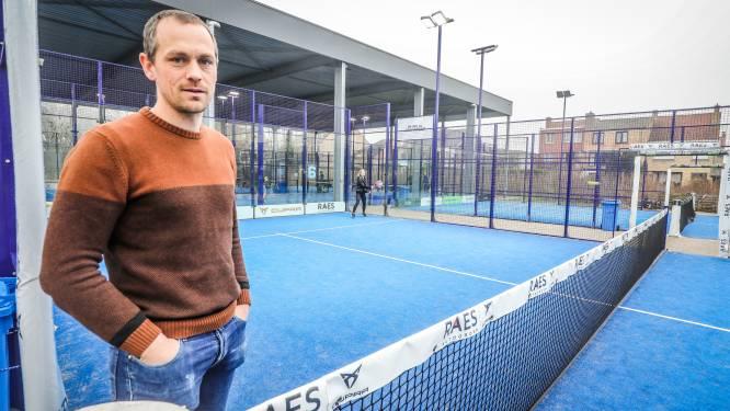 """""""Eén keer spelen en je bent verkocht"""": op zoek naar het geheim achter de padelhype in de Brugse regio. En waar komen nieuwe terreinen?"""