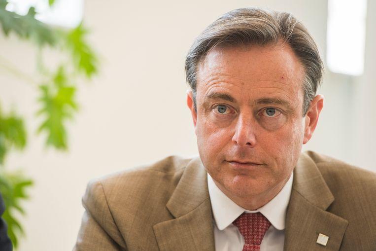 Antwerps burgemeester Bart De Wever. Beeld BELGA
