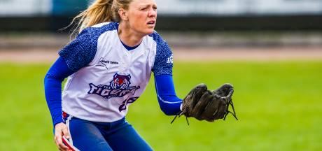 Gebroken seizoen Britt Vonk bij Tex Town Tigers vanwege nieuw Amerikaans avontuur