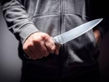 Jongen (18) aangehouden tijdens 'chillen' in  Roosendaal omdat hij mes bij zich had