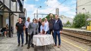 """Lokale politici engageren zich over partijgrenzen heen voor opwaardering spoorlijn 57: """"Station Zele ontwikkelen tot Mobipunt"""""""