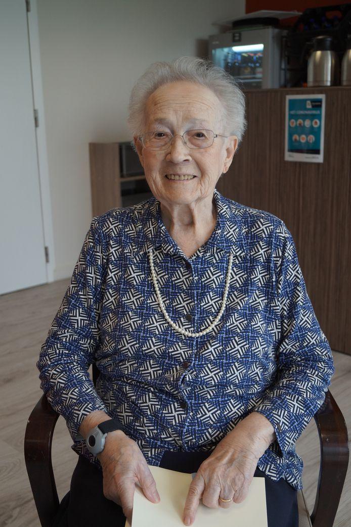 Madeleine Vandermeersch is 103