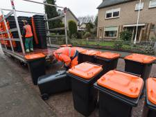 Meer dan de helft minder restafval in Wierden door diftar