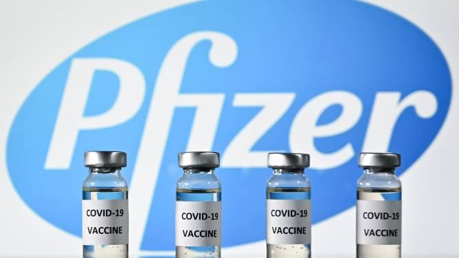 La Belgique va acheter le vaccin de Pfizer, efficace à 95%