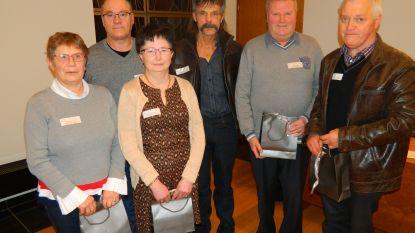 Gemeentebestuur Aalter wuift gepensioneerd personeel uit
