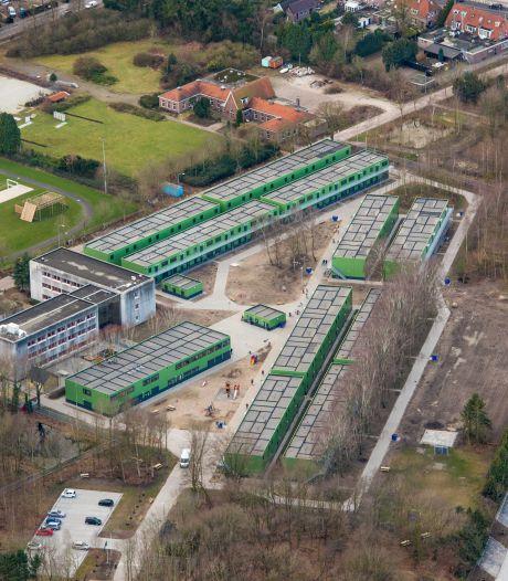 Balen om bezwaren in Harderwijk tegen noodopvang asielzoekers; de buffer in cijfers