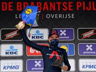 Tom Pidcock jongste winnaar van Brabantse Pijl sinds 1987