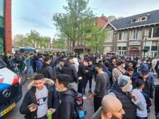 Burgemeester Utrecht kondigt noodbevel af na beëindigen pro-Palestina-demonstratie