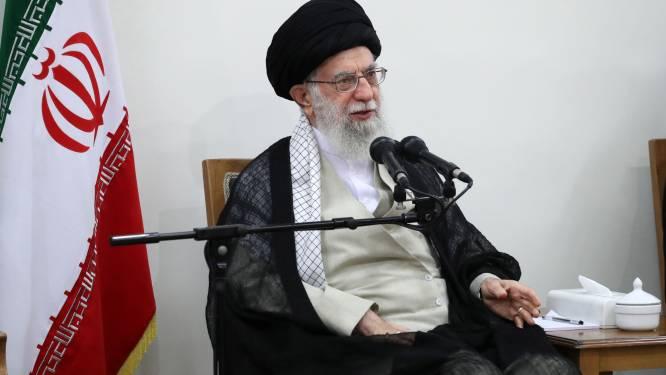 """Iran: """"Witte Huis is mentaal achterlijk"""", sancties betekenen """"permanente einde van de diplomatie"""""""