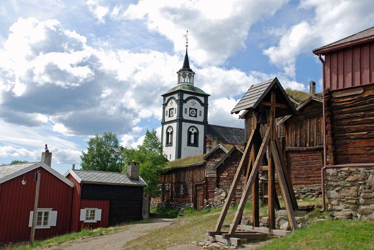 Røros kerk Beeld Stig Rimolsrønning