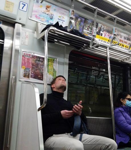 Wat als je je portemonnee vergeet in Japanse metro? '99 procent laat 'm liggen'