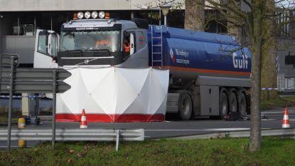 Fietser (70) zwaargewond na ongeval met vrachtwagen langs Brugse Ring