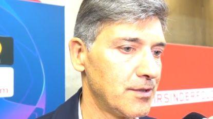 """Genk-coach Mazzu: """"Onmogelijk om punten te pakken in de Champions League als je zo verdedigt"""""""