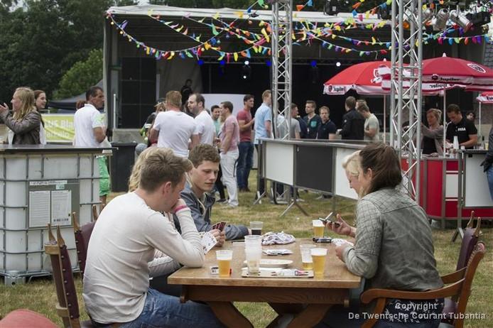 Het FISSA Festival werd in 2015 voor de eerste keer gehouden.