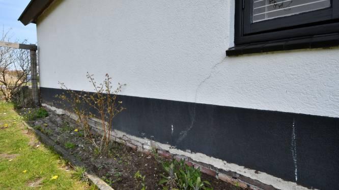 Ook schades langs Zwolsekanaal Vroomshoop, maar watergraaf stuurt hoogleraar met kluitje het riet in