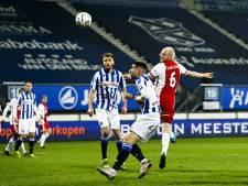 LIVE | Ajax leidt dankzij fraaie goal Klaassen, Klaiber valt in voor Blind