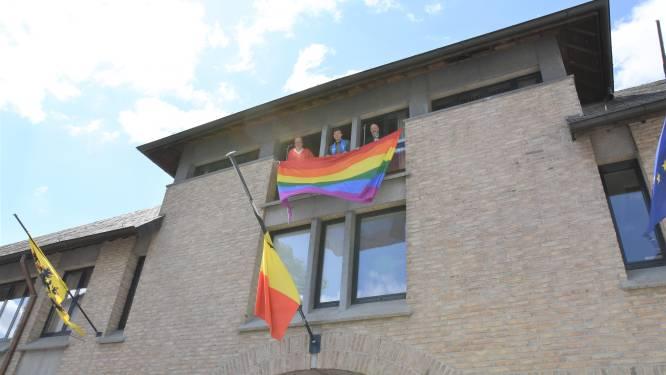 Halle laat de regenboogvlag 10 dagen lang wapperen vanaf 17 mei