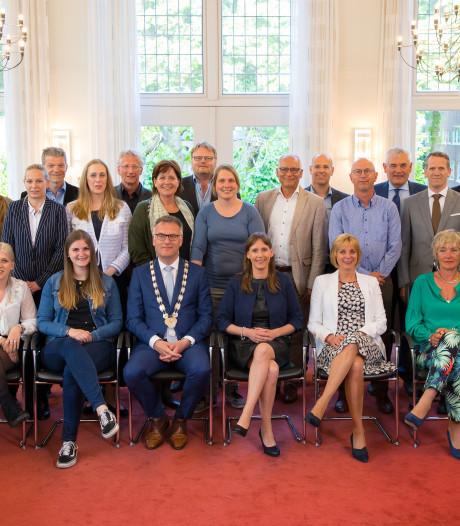 Balletje balletje in de gemeenteraad van Oisterwijk