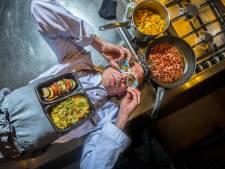 Stoute satékroketjes en haute cuisine van creatieve kok Yuri, maar ook lieve hartjes voor het ziekenhuis