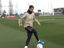 Hazard peaufine son retour, l'Atlético arrive trop tôt