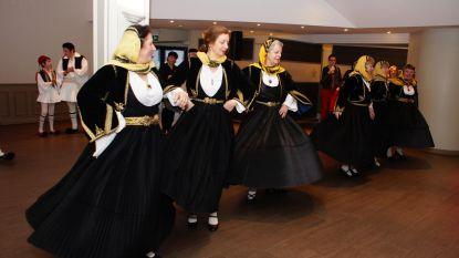 Dansgroep Kalitsa organiseert dansfeest