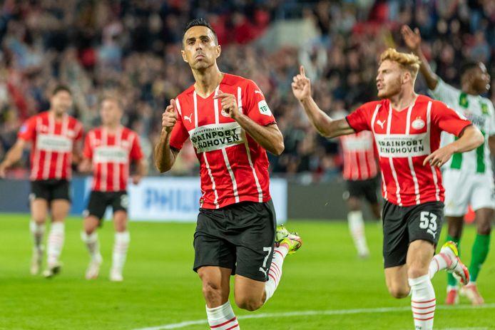 PSV speelt zaterdagavond de uitwedstrijd bij AZ.