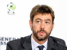 """Andrea Agnelli: """"Le foot n'est plus un jeu, mais un secteur industriel"""""""