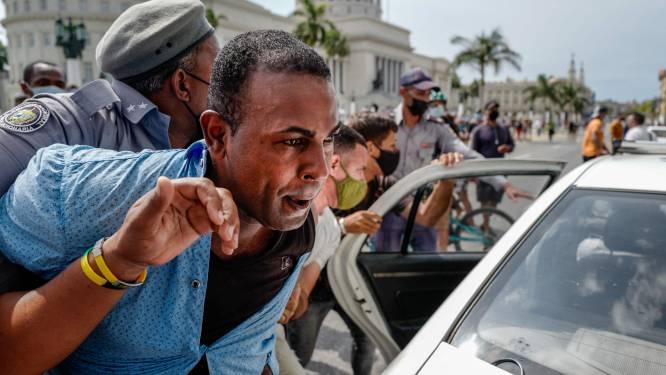 VS leggen Cuba nieuwe sancties op na onderdrukken demonstraties, regime krijgt hulp bondgenoten