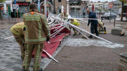 Stormwind veroorzaakt schade