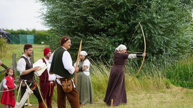 Haal de ridder of schildknaap in jezelf naar boven: Provinciedomein Raversyde organiseert 'Middeleeuws weekend'