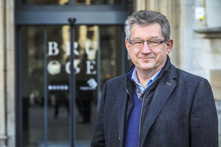 Burgemeester Dirk De fauw is geen voorstander van een uitdoofbeleid