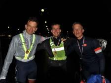 Edenaren fietsen monstertocht naar Parijs voor zieke Gerwin (6): 'Besef dat het gelukt is, moet nog komen'