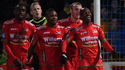 KV Oostende kan play-off 1 nog nauwelijks missen na 4 goals bij pover Westerlo
