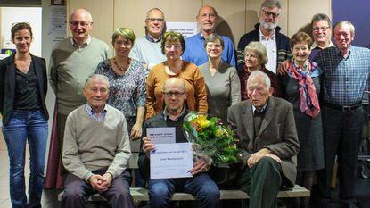 Jozef Kempeneers is Vrijwilliger van het jaar