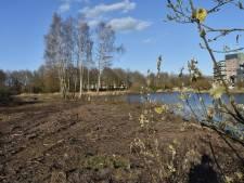Natuurgebied dankzij parkeerplaatsen Van der Valk hotel in Leusden