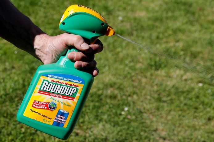 Glyfosaat is het werkzame bestanddeel van Roundup.