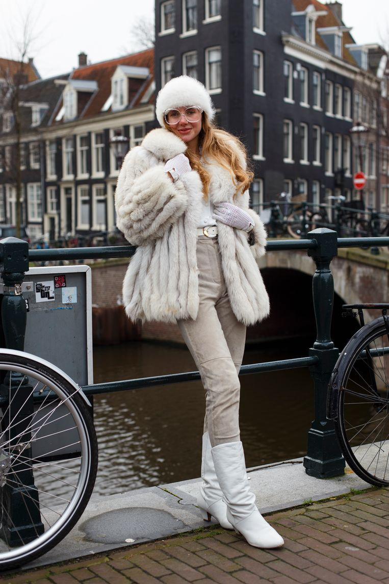 Leila Polman (21). Beeld Carly Wollaert