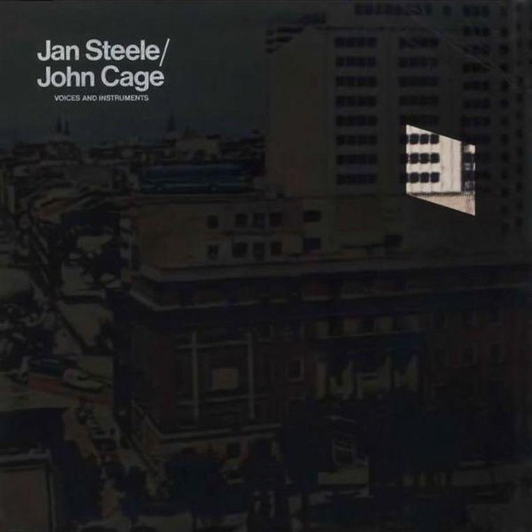 'Voices and Instruments' (1976) van Jan Steele & John Cage Beeld Humo