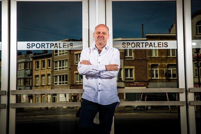 Jan Van Esbroeck, CEO van Sportpaleis Group.