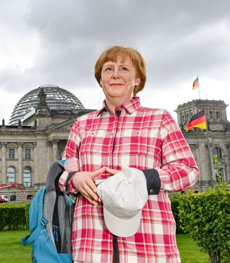 Madame Tussauds in Berlijn stuurt Merkel alvast met pensioen