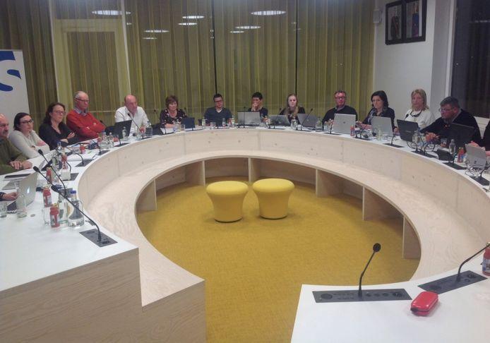 De gemeenteraad van Staden