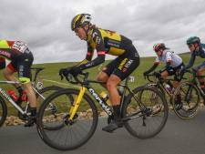 Het was overleven voor deze Brabantse wielertalenten, maar: 'Als je goed bent, kom je er toch wel'