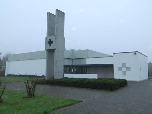 De moderne Sint-Jozefkerk wordt omgebouwd tot een kinderopvang.