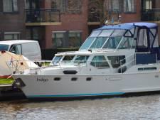Geervliet rouwt om op boot omgekomen Monica en Anton