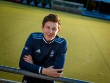 Australiër Steffens voelt zich thuis bij HC Tilburg: 'Ik wilde heel graag in de hoofdklasse spelen'