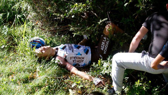 """Bakelants: """"De weg naar herstel zal lang zijn"""" - Wanty-Groupe Gobert beste team in Europe Tour"""
