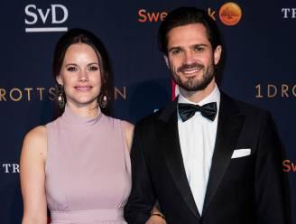 Pasgeboren zoontje van Zweedse prins Carl Philip en prinses Sofia heet Julian Herbert Folke