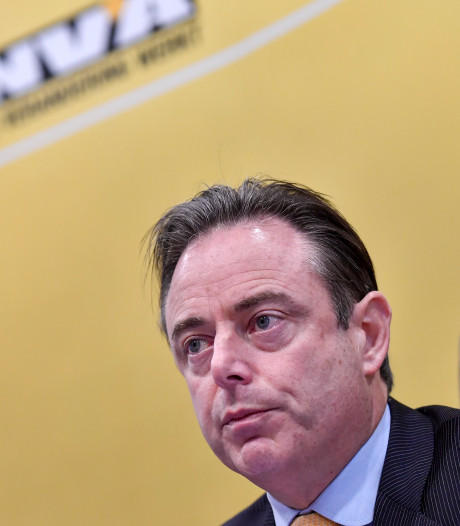 Bart De Wever vertrekt als burgemeester