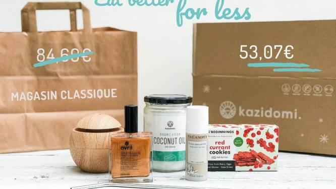 Remportez un abonnement Kazidomi pour des cadeaux écolo